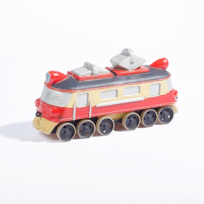 Plastic Locomotive