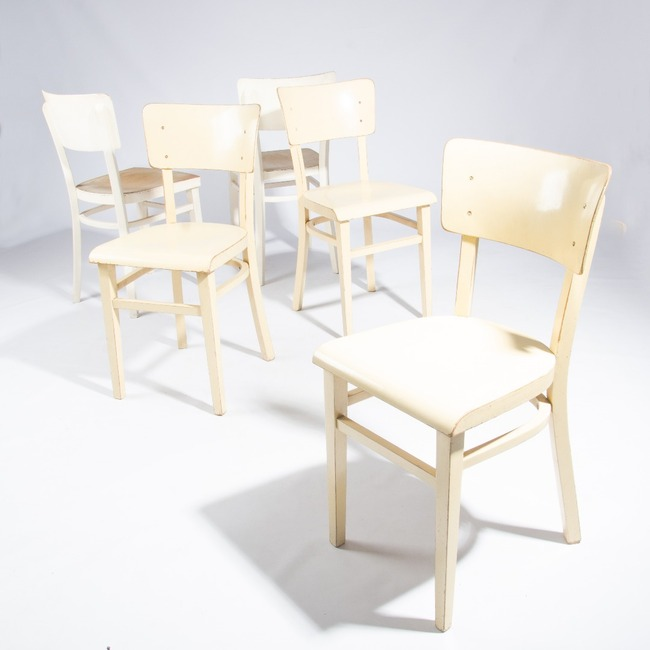 Chairs Ton - 5 pieces