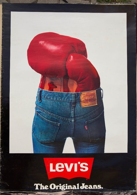 Poster - Levi's