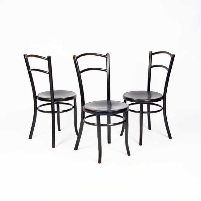 Chairs Fischel - 3 pieces