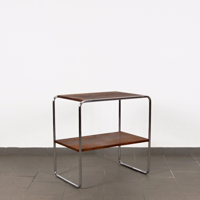 Side table - Marcel Breuer