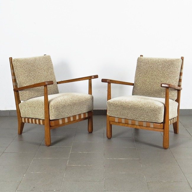 Armchairs - Jan Vaněk (pair)