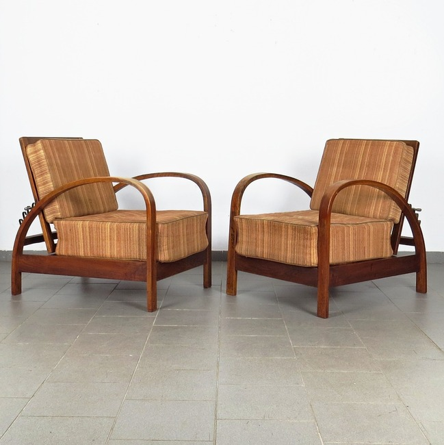Positioning armchair - Bernkop (pair)