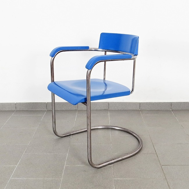 Tubular chair - Vichr a spol.