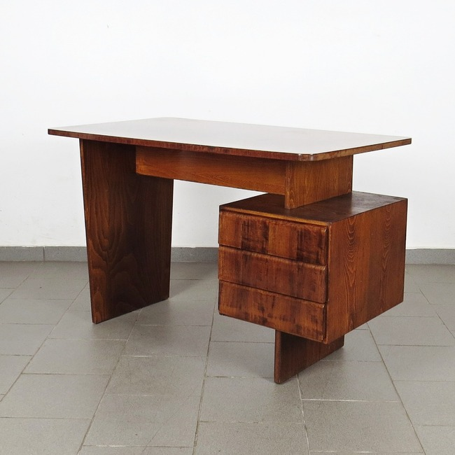 Writing desk - Bohumil Landsman