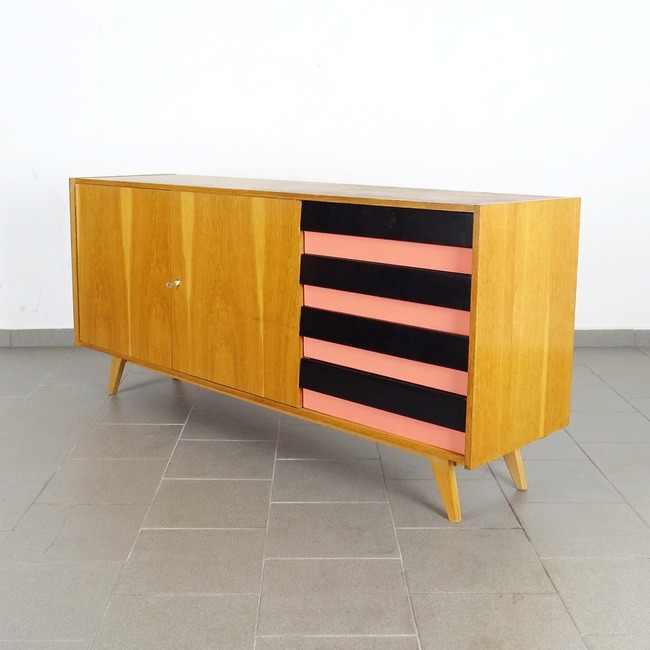Chest of drawers - Jiří Jiroutek
