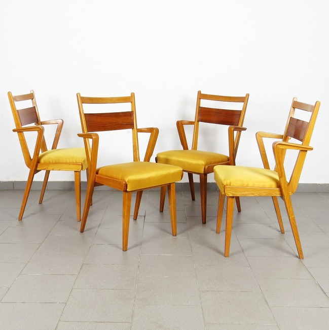 Chairs Jitona - 4 pieces
