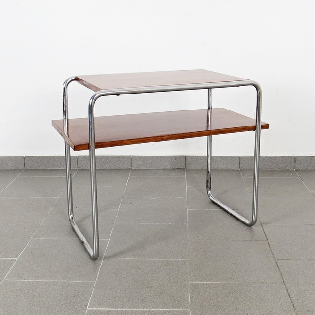 Side table B12 - Marcel Breuer