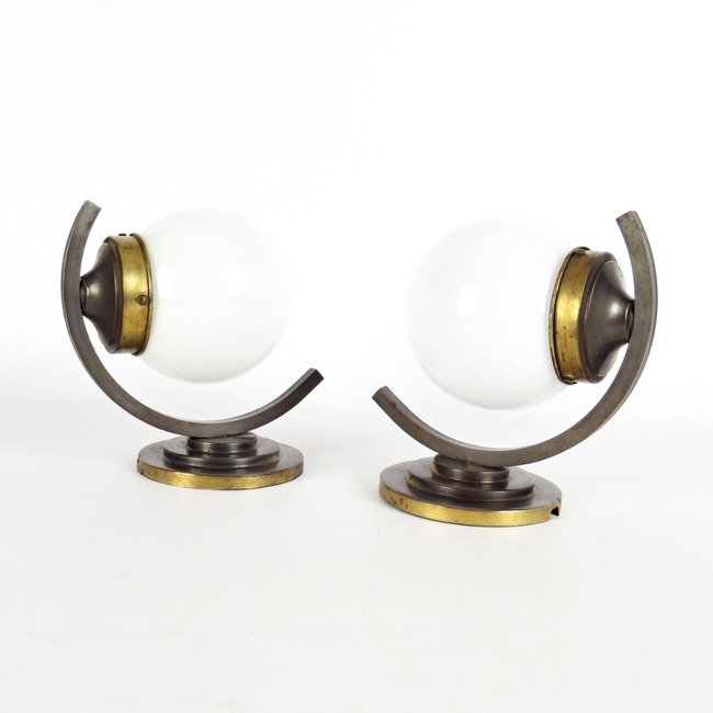 Wall Lamps - pair