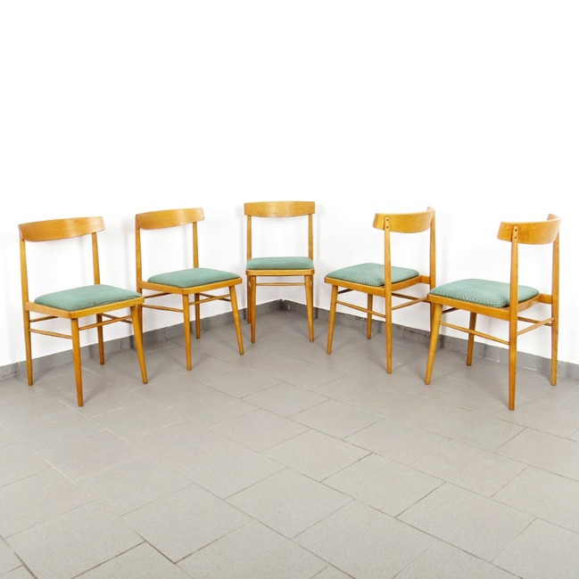 Chairs - 5 pieces