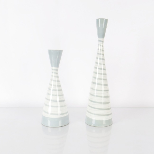 Vases - Otto Eckert (2 pieces)