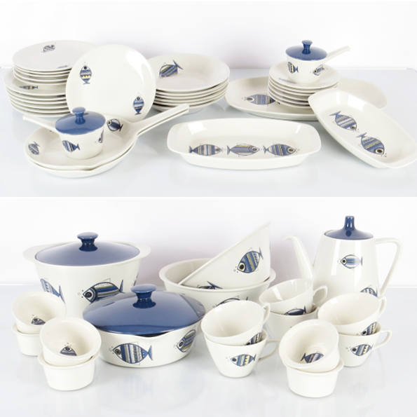 Service for six person - Villeroy & Boch (48 pieces)