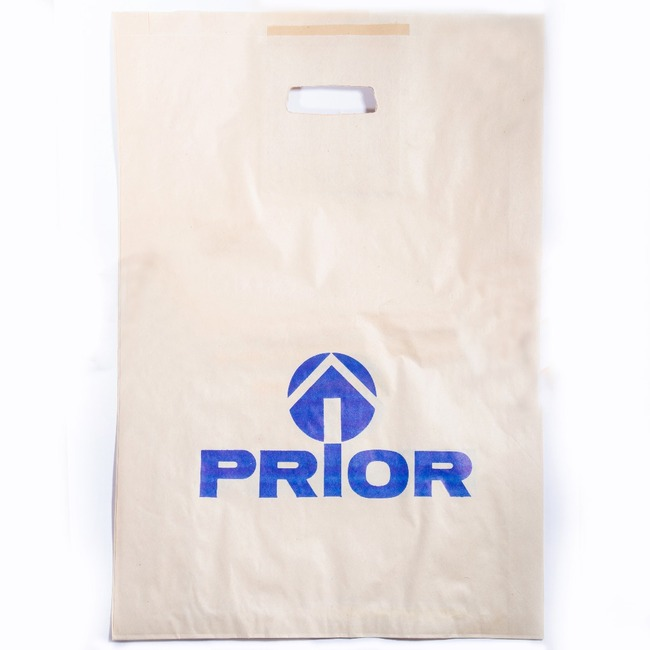 Shopping paper bag PRIOR